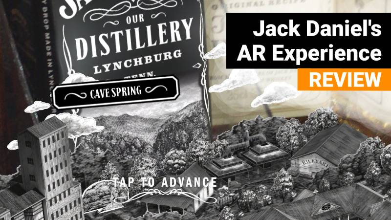 Jack Daniel's AR Experience