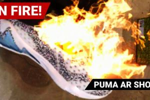 PUMA LQD Cell Origin AR Shoes Video Review
