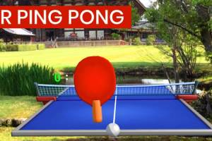 AR Ping Pong by WATTY – Gameplay video and First Impressions
