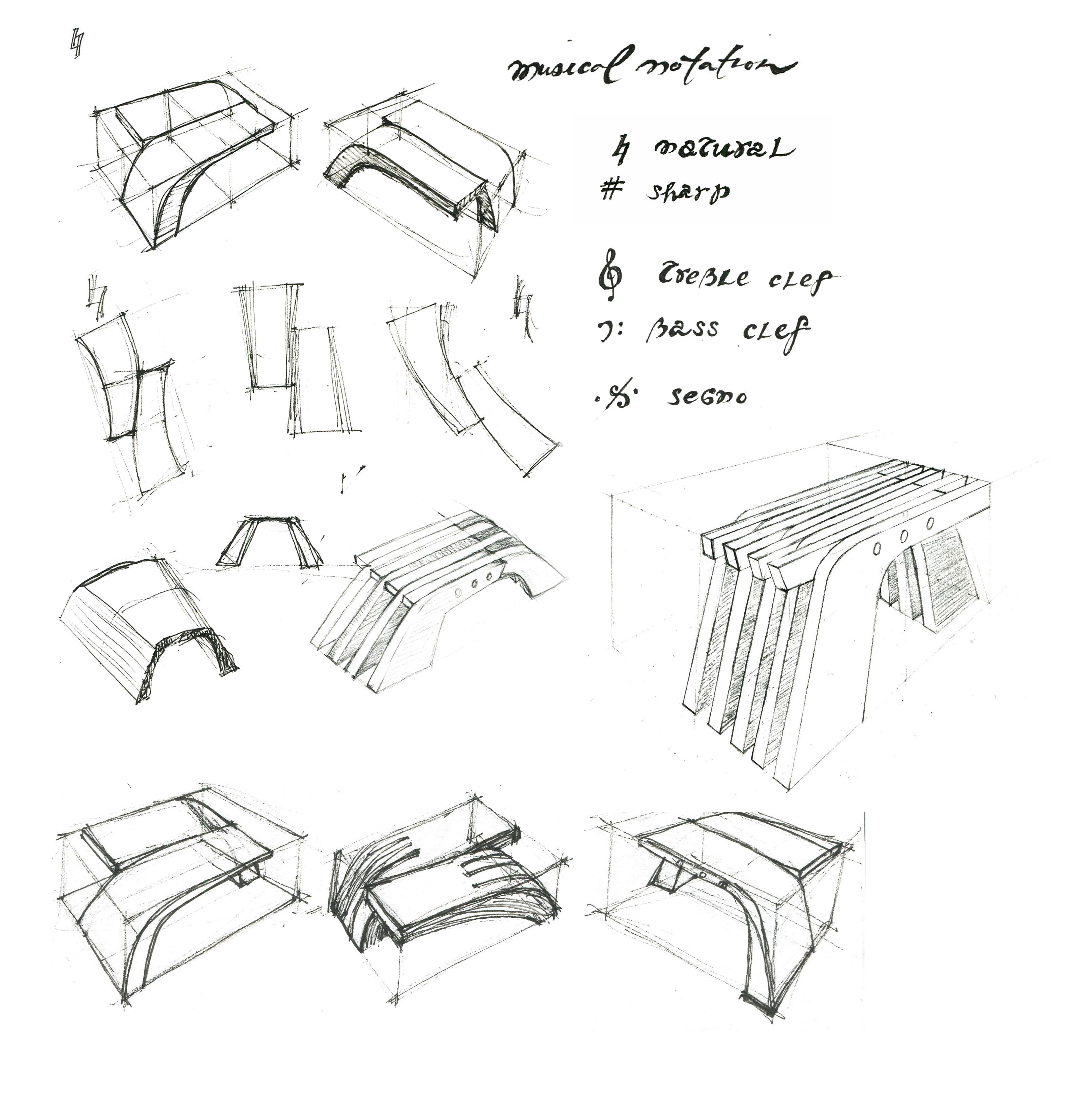 Furniture Lighting Concepts Arctextureel
