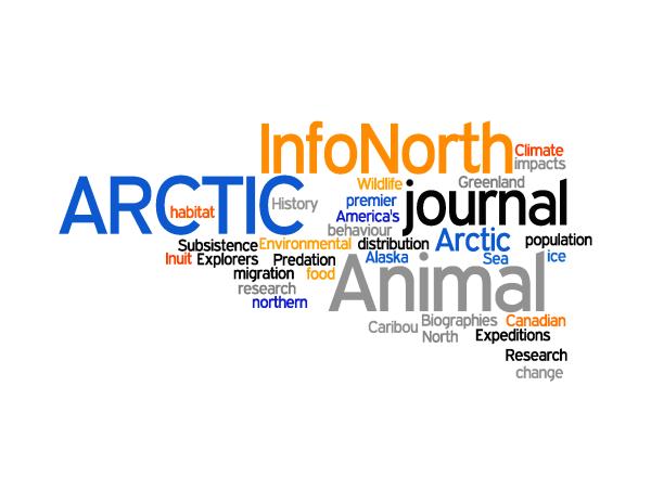 Arctic Journal Institute Of North America