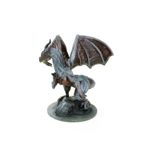 Ancient Dragon Minature Model with Base 28mm
