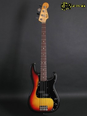 78 Fender Precision bass (1983 - 1996)