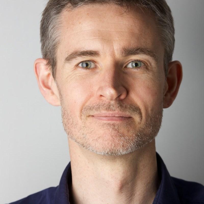 Dave Walsh Arctic Journalist