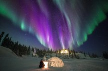 6 Ways Northern Lights In Canadian Arctic