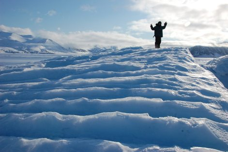 AK_Climbing ice berg stairs_DSC_1207
