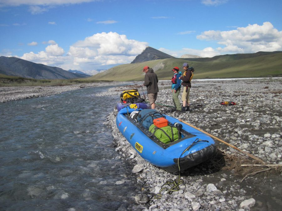 Noatak River Trip with Arctic River Guides