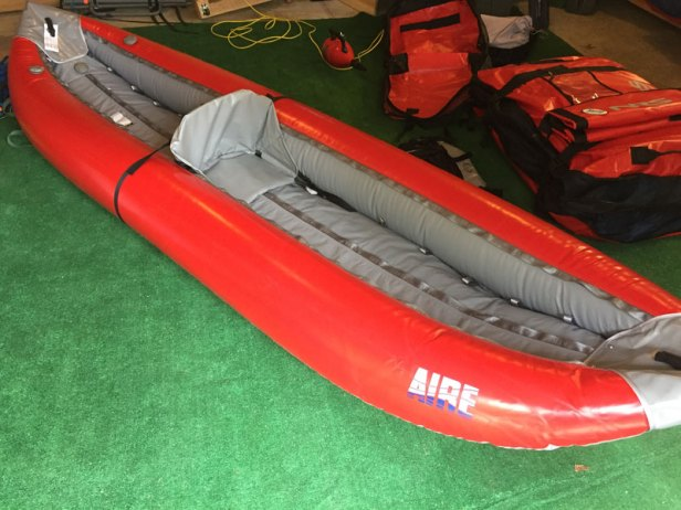 Outfitter 2 Inflatable Kayak