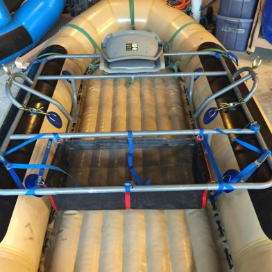 14' SOTAR with Rowing Frame