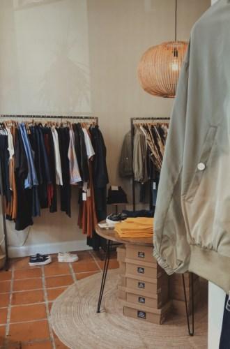 Best Edinburgh clothes shops