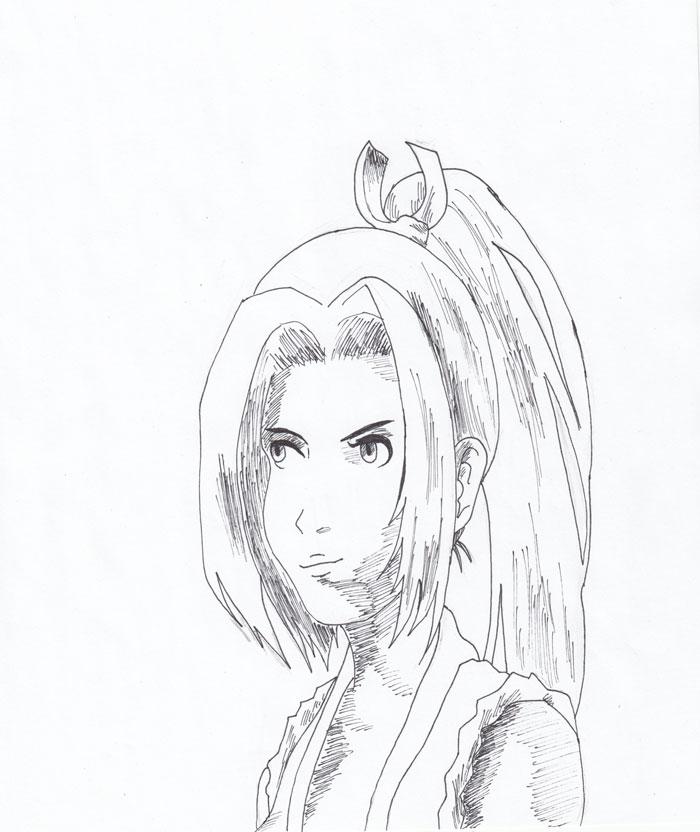 Mai Shiranui from Garou Densetsu