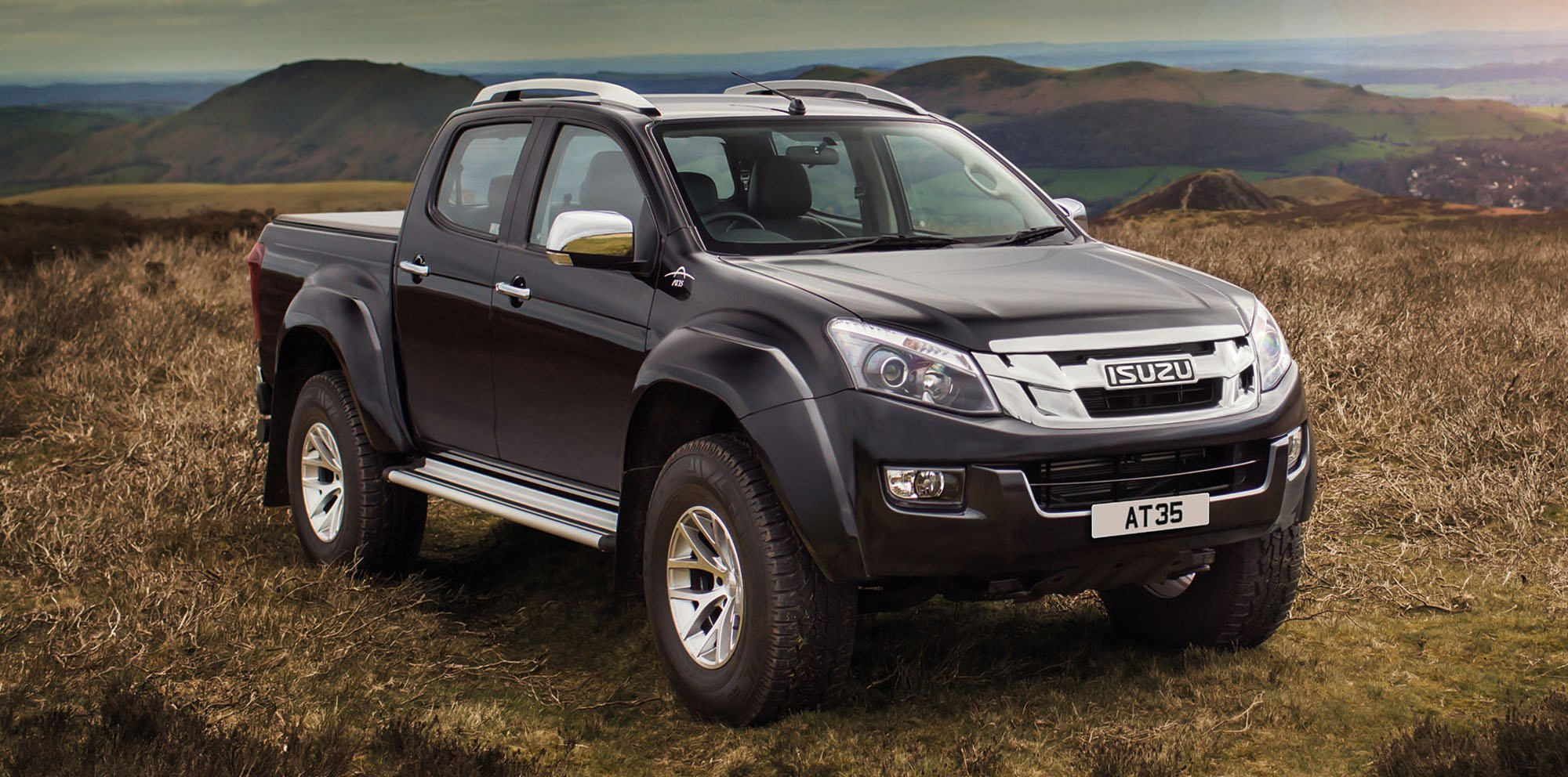 hight resolution of isuzu is launching the most extreme d max to bolster its already comprehensive model line up the new isuzu d max arctic trucks at35 is engineered to excel