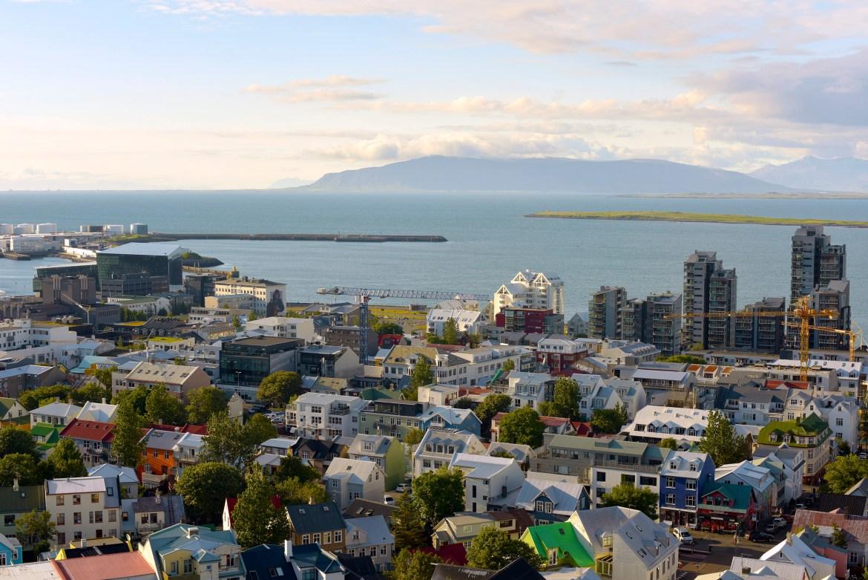 Reykjavik, fot. Darek Gutowski