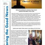 Sharing the Good News April 2019 Front