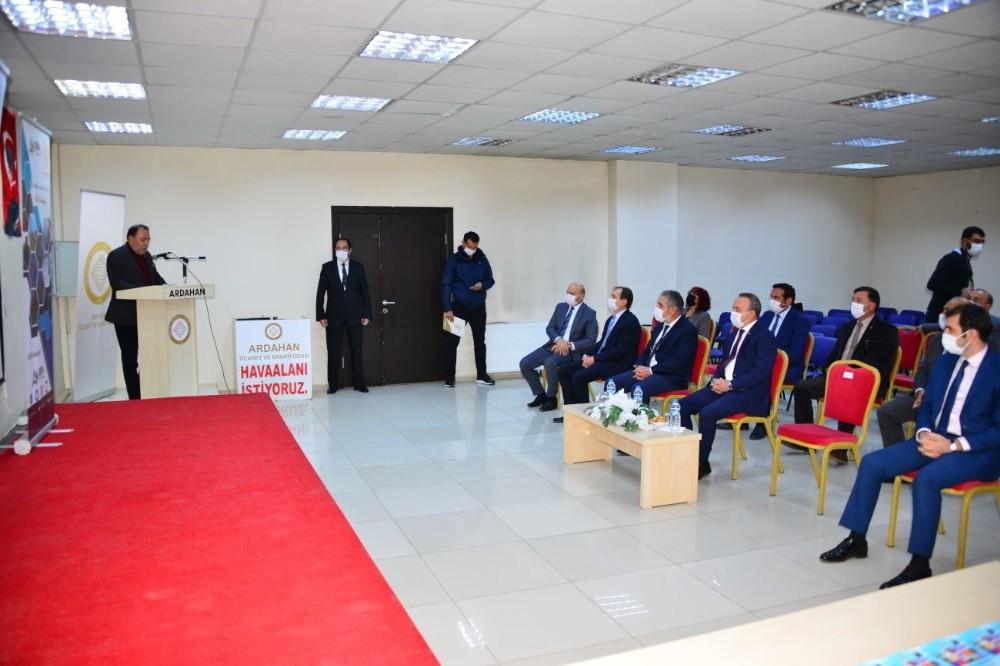Vali Hüseyin Öner, Turizm Rehberi Tanıtım Toplantısına Katıldı