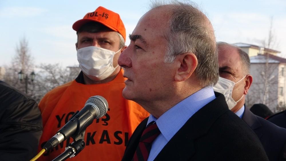 Ardahan'daki işten çıkartılan işçiler için Bakan Soylu devrede
