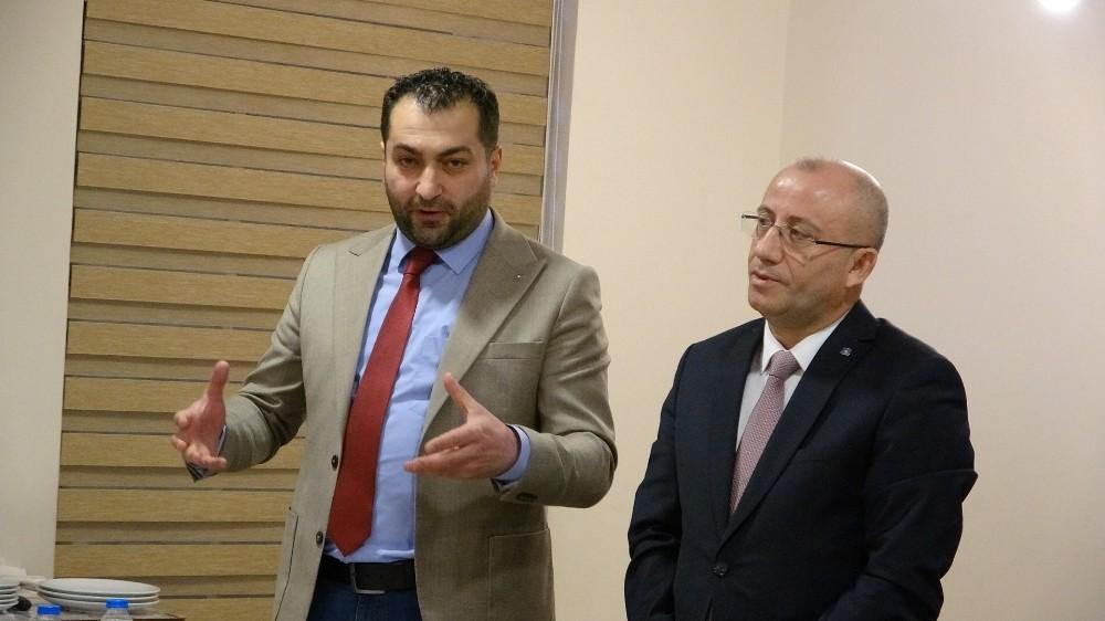 Türkiye Kent Konseyleri Birliği Yönetim Kurulu toplantısı Ardahan'da yapıldı