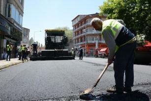 """Başkan Demir; """"Ardahan'da asfaltlanmamış yol kalmayacak"""""""