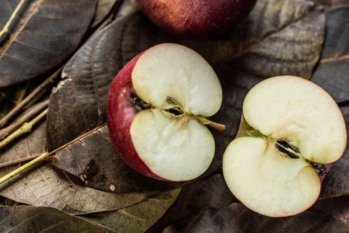 Apple peel