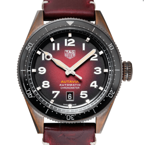 Top 4 Tag Heuer Watches That Would Fit Your Budget
