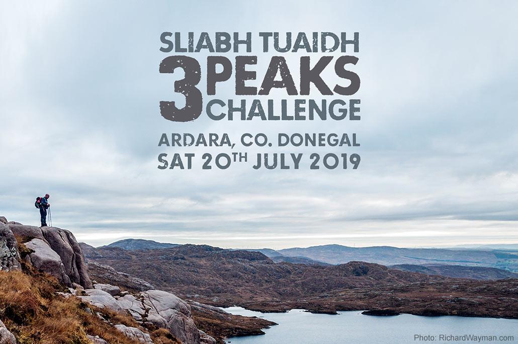 Sliabh Tuaidh 3 Peaks Challenge