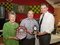 GAA Awards night