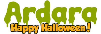 Happy Halloween from Ardara