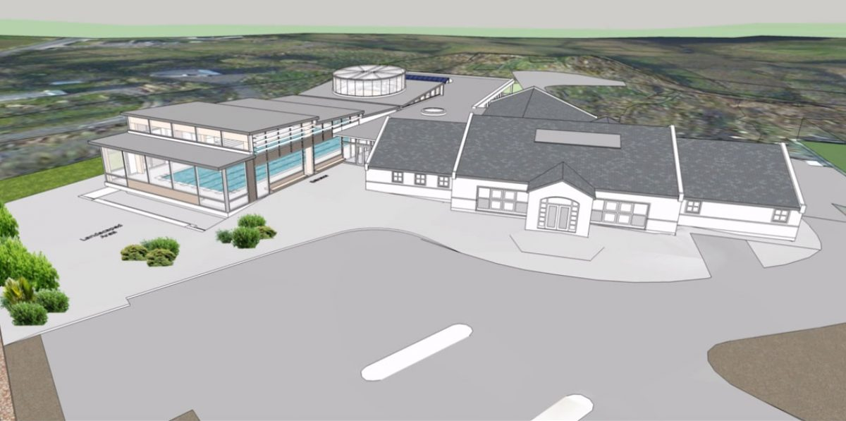 Dolmen Centre receives Swimming Pool planning approval