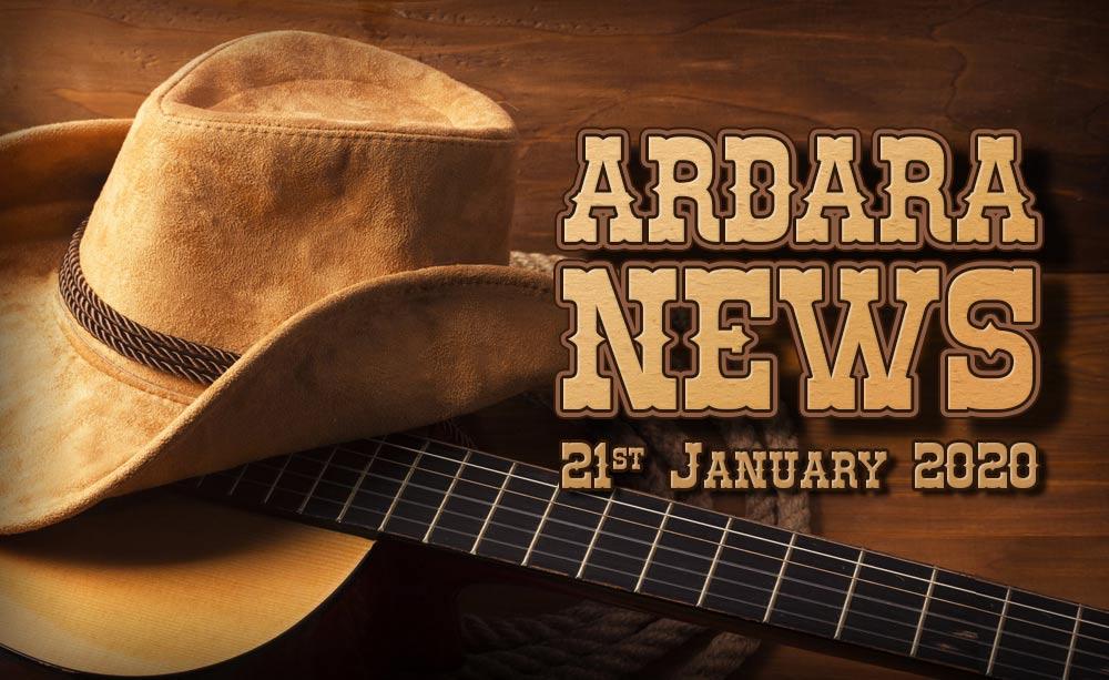 Ardara News 21st January 2020
