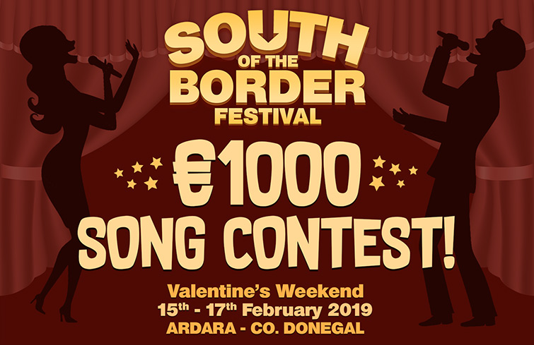 """""""South of the Border"""" Song Contest"""