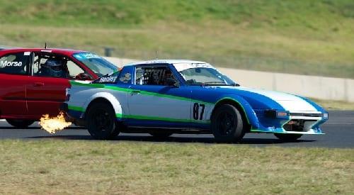 2013 NSW Motor Racing Championships, Round 5