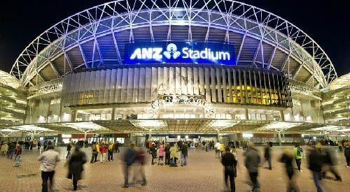 ARDC Members now get access to some great ANZ Stadium games!