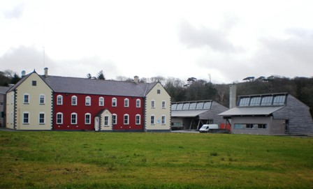 Connemara West Centre and part of Furniture College to-day