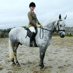 Mr What & Nicola Phelan qualified for Oughterard's Sunday Cannon ball Championship