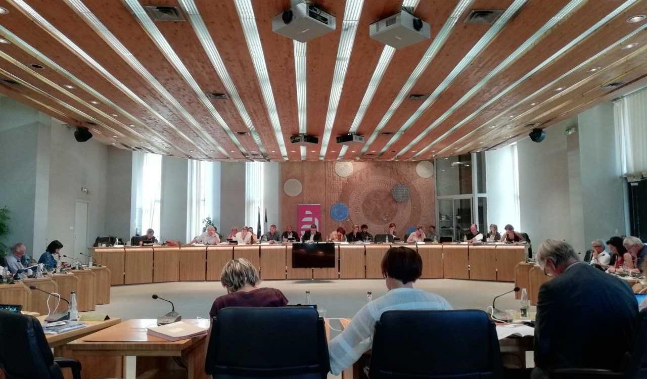 1 521 831 euros votés pour la Commission Permanente du 10 septembre 2018