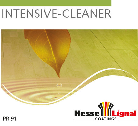 pr91, pr 91 , hesse-lignal, intensive-cleaner