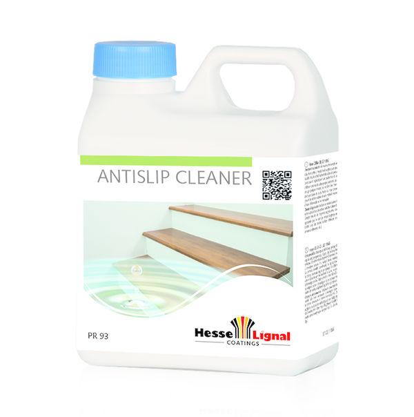 antislip, onderhoud, pr 93, anti-slip, reiniger, cleaner, zeep, hesse-lignal