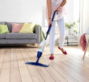 bona spray mob onderhoud van houten vloeren vernis of olie
