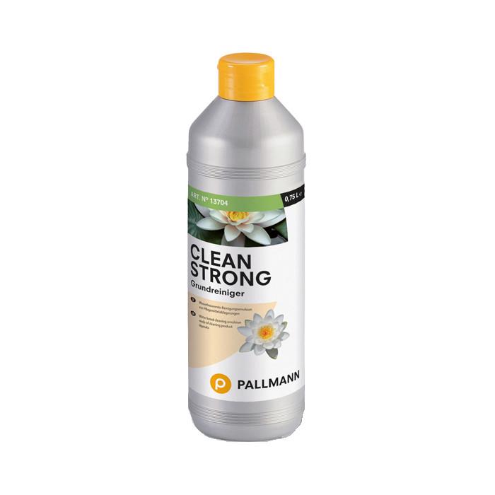 pallmann, clean strong, clean-strong