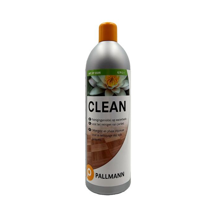 pallmann clean onderhoud parket