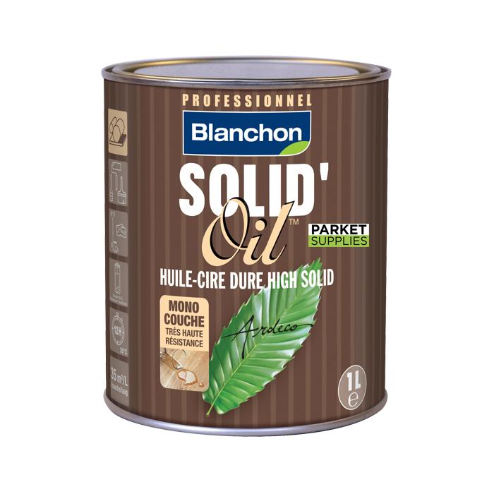 solid oil blanchon 1L