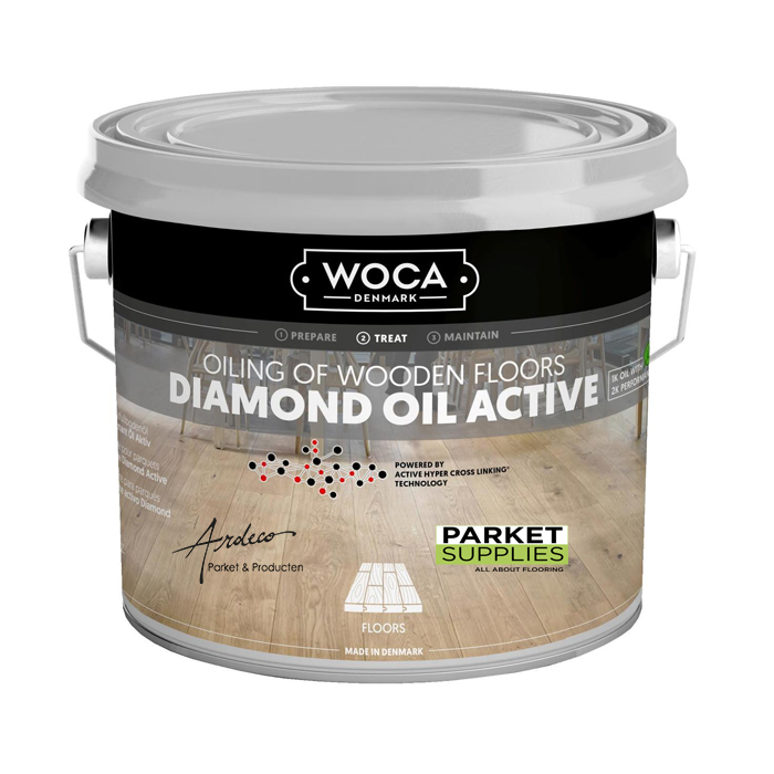 woca diamond oil active