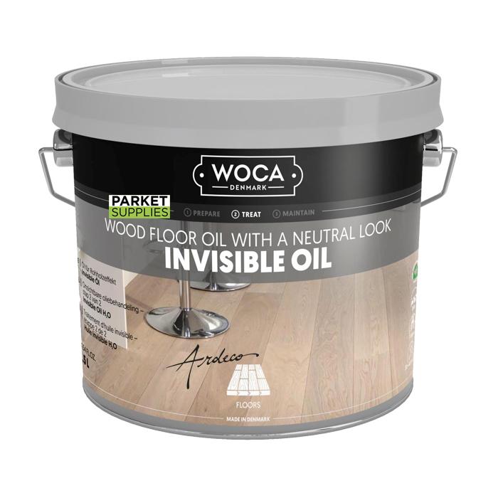 woca invisible oil 2,5l