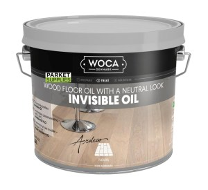 woca invisible oil 2,5l