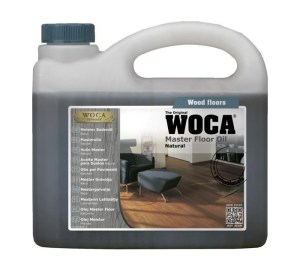 woca masteroil master floor oil master olie naturel wit