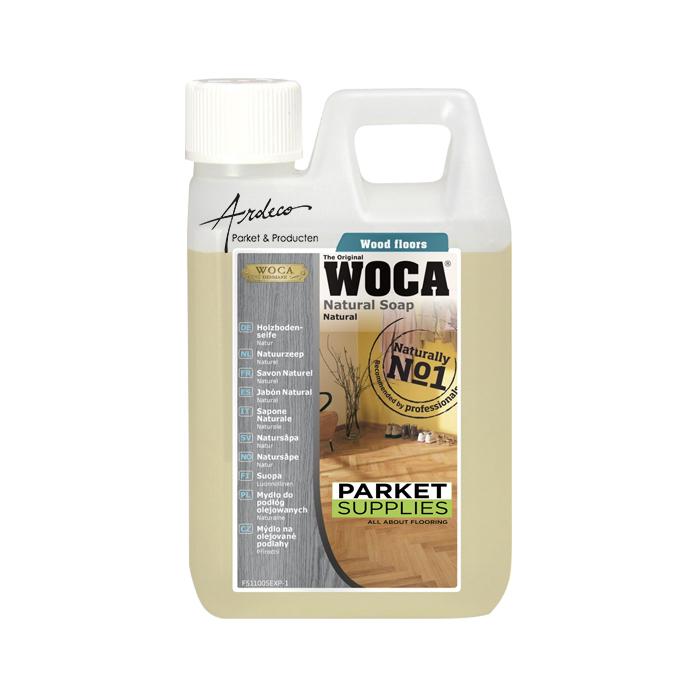 woca natural soap natuur zeep