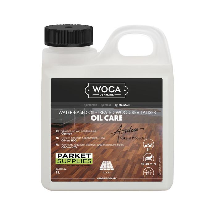 woca oil care natural naturel