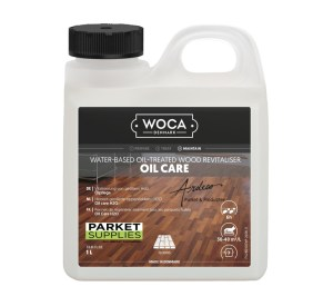 woca oil care natural naturel