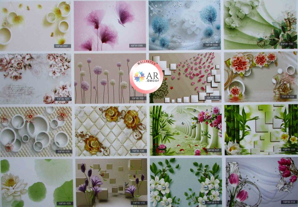 gambar wallpaper dinding dapur