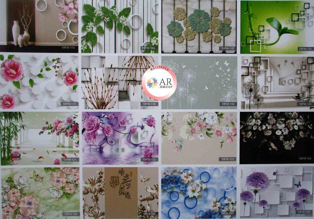 gambar wallpaper dinding dan harganya